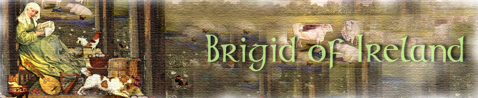 Brigid of Ireland