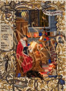 St Ivo Anachron