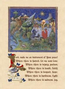 St. Francis of AssisiOriginal Art