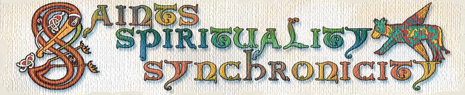 Celtic Connections, saints, spirituality, synchronicity